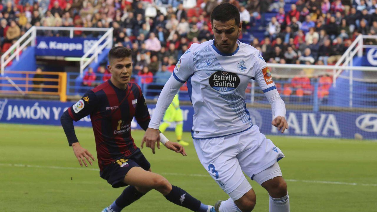 Derbi en el Carlos Tartiere entre el Oviedo y el Sporting, temporada 2018-2019