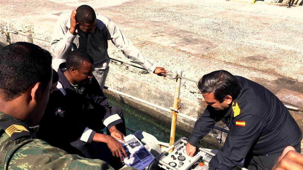 Colaboración con Cabo Verde
