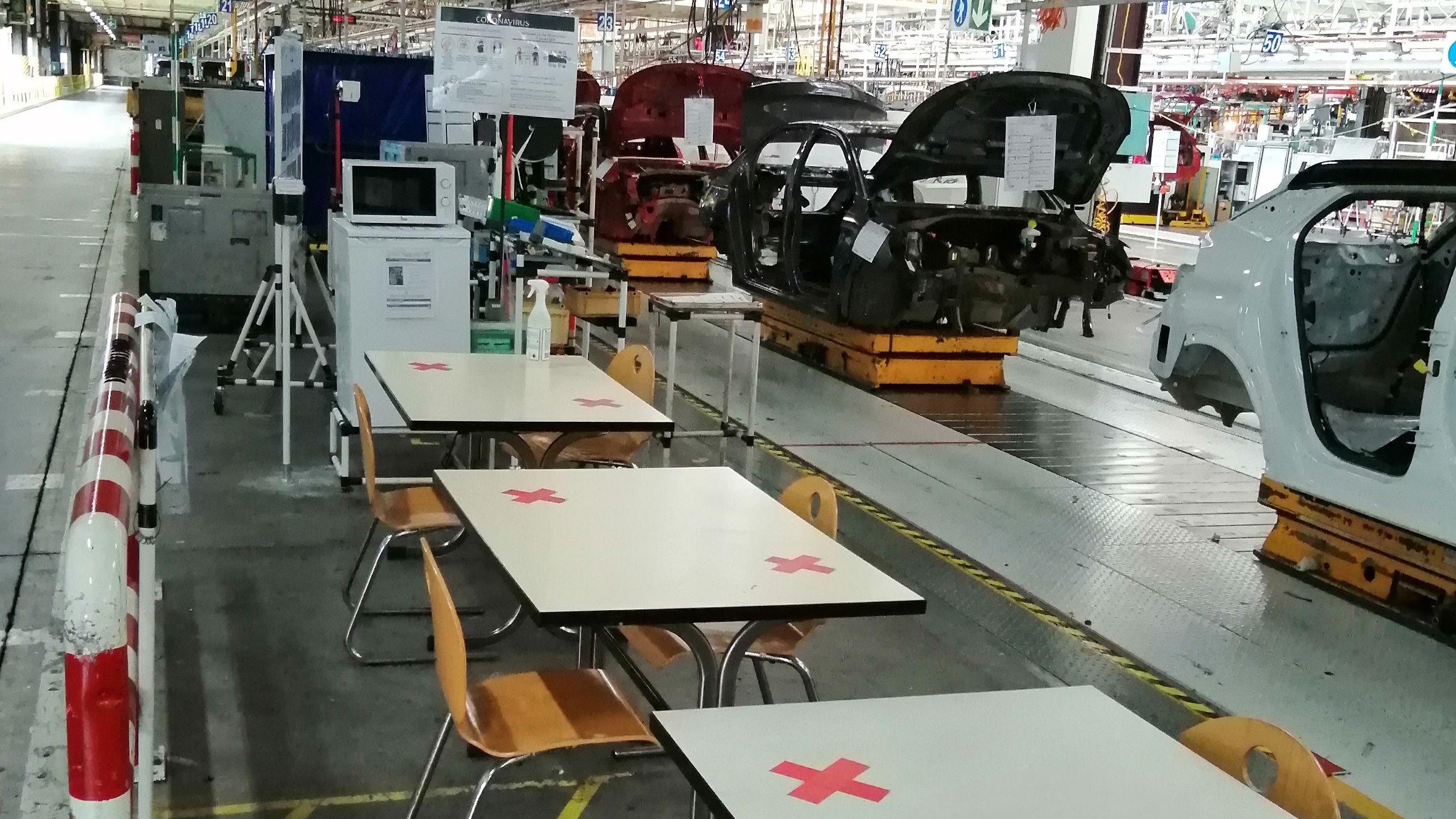 Así será trabajar en Citroën en plena crisis por el Covid-19