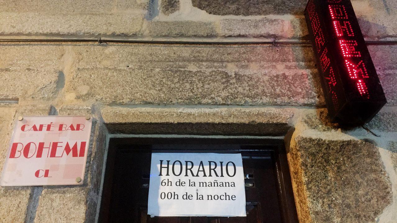 La obra «Prostitución» cerró el FIOT en pausa.García Adán declarando en la Audiencia en el 2014