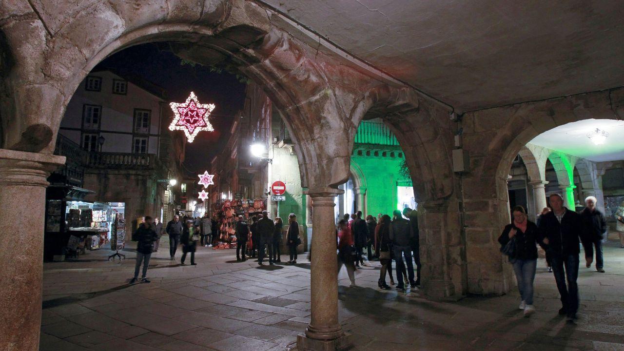La antigua iluminación fue criticada por sobria