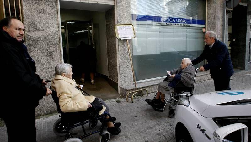Denuncia de «carrexo» de votos en Lugo