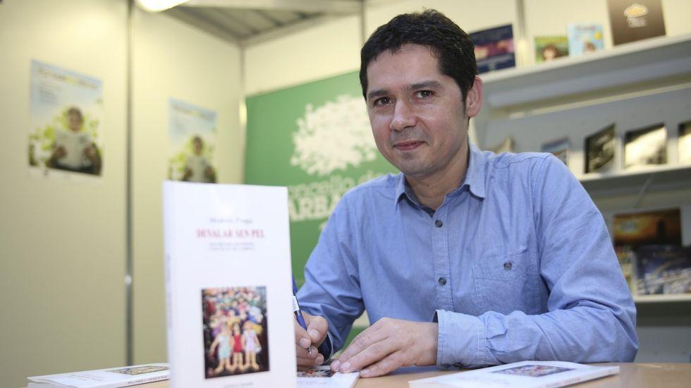 O poeta Modesto Fraga coordina a iniciativa