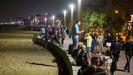 Fiesta en la playa de Palma de Malloca