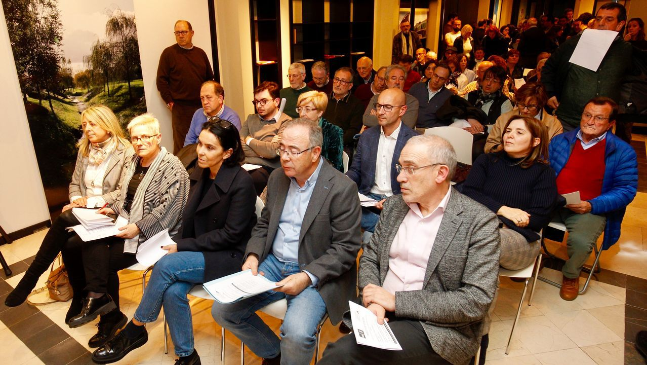 Seis exediles del PP en Ourense declaran como investigados en un caso de presunta malversación.La Valedora do Pobo, Milagros Otero