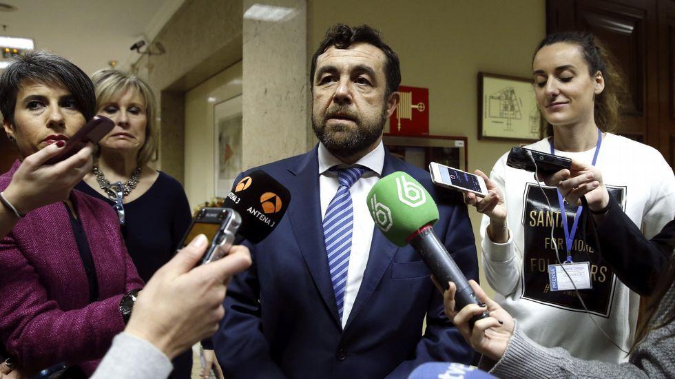 Miguel Hernández, en el Congreso