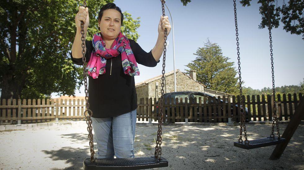Yolanda Jácome, alcaldesa de Parada de Sil.