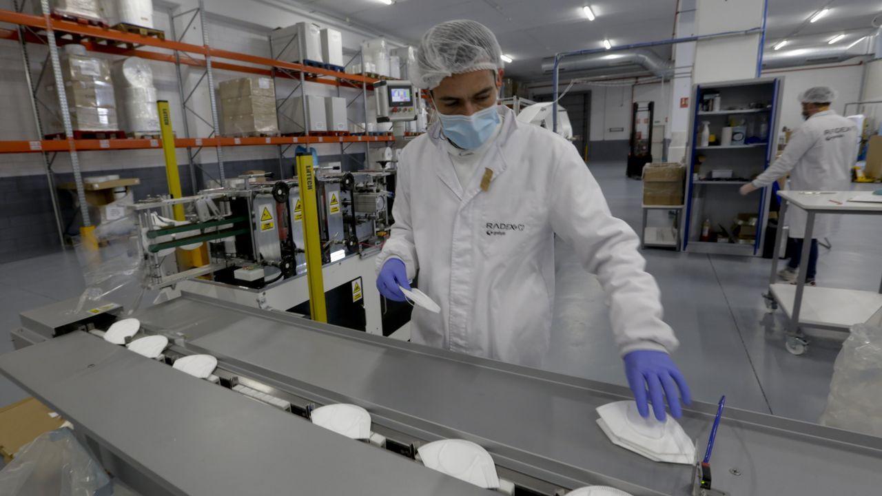 Grafoplás ha sumado una nueva fábrica a sus instalaciones para la producción de Radex con la máxima seguridad