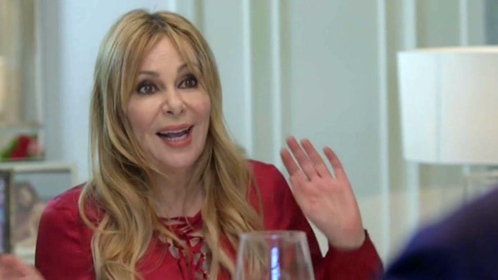 Ana Obregón habla de Fernando Martín.Luján Argüelles