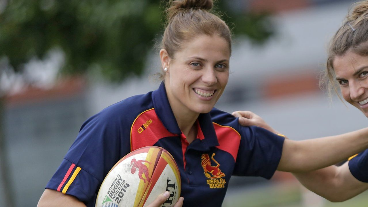 Vanessa Rial, rugby