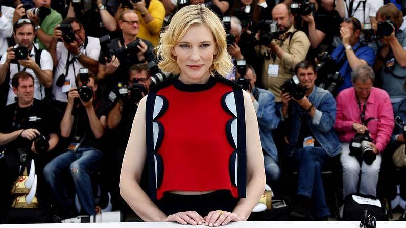 Bajo las faldas de una estrella de Cannes