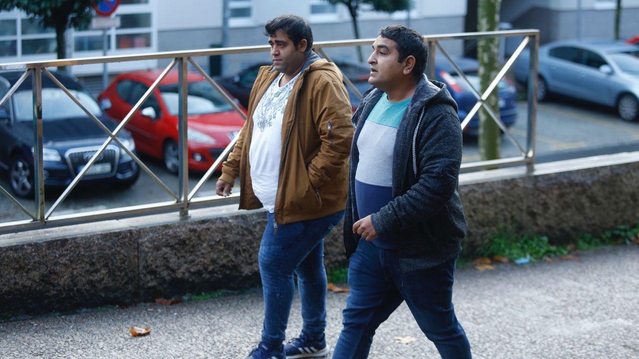 En la tercera jornada del juicio declararon como testigos varios feriantes de las fiestas de A Pobra