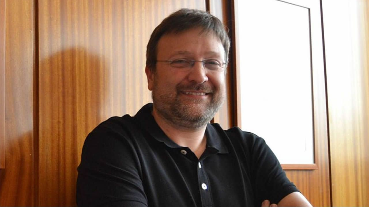 Juan Picos, director de la Escola de Forestais de Pontevedra