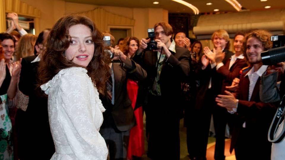 Amanda Seyfried en «Lovelace», un filme sobre la protagonista de «Garganta profunda».