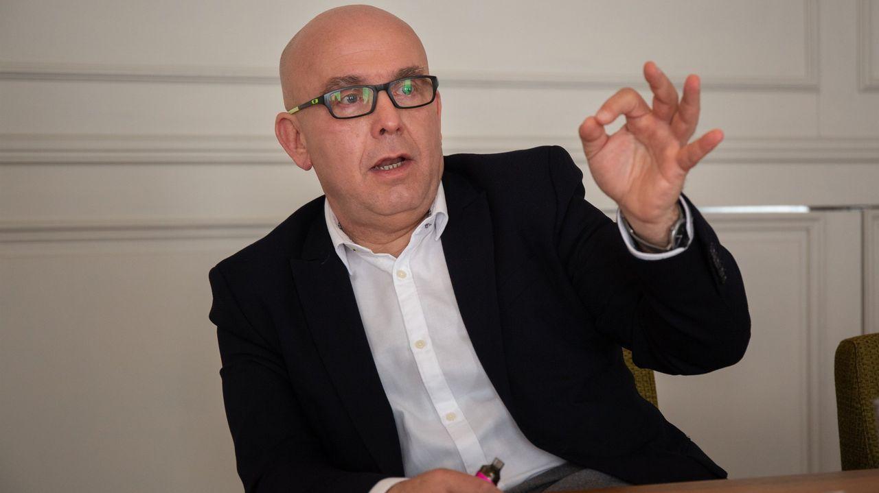 El abogado Gonzalo Boye