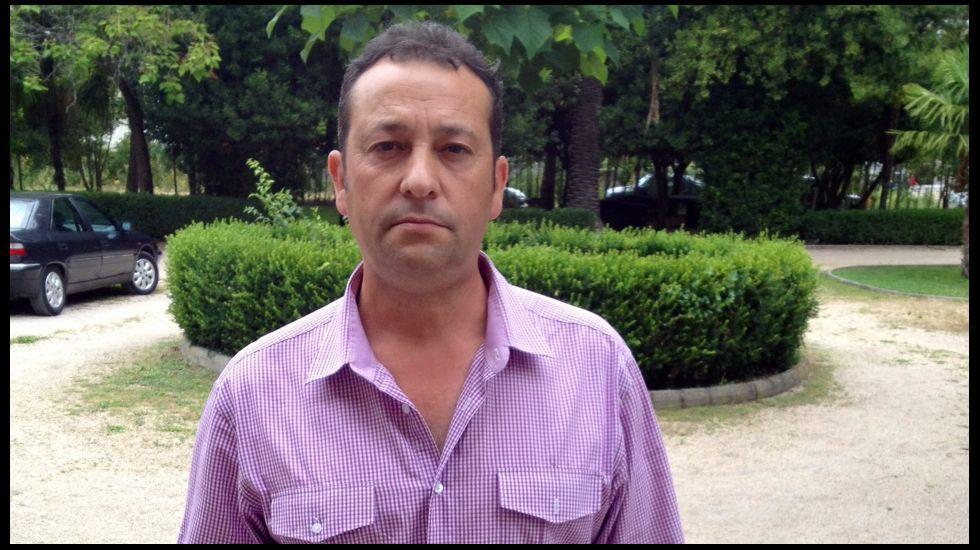 Moisés Blanco está en Santiago.