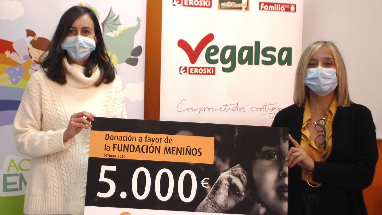 Test del covid-19 en el centro de salud del Ventorrillo, en A Coruña