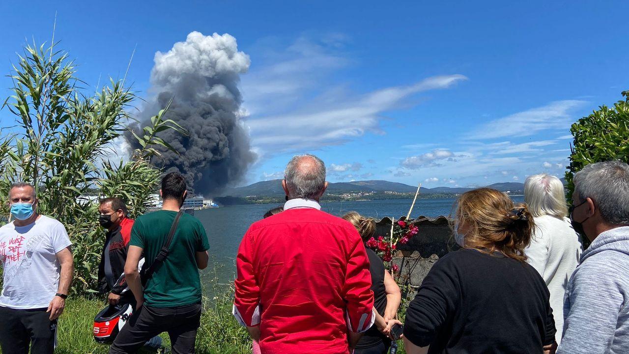 El incendio en Jealsa está llamando mucho la atención
