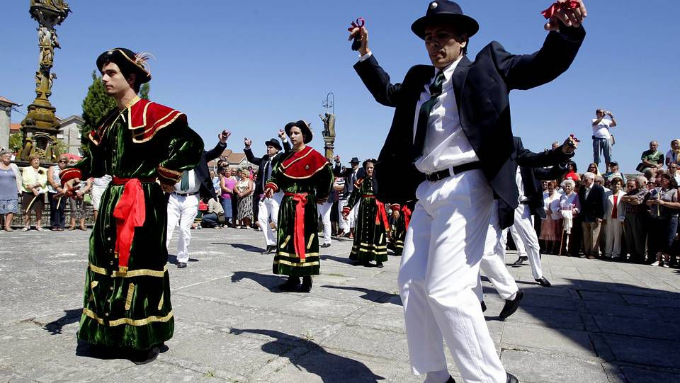 Fiesta de San Roque en Vigo