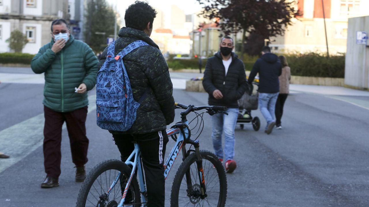 La ordenanza también establece nuevas normas para los ciclistas
