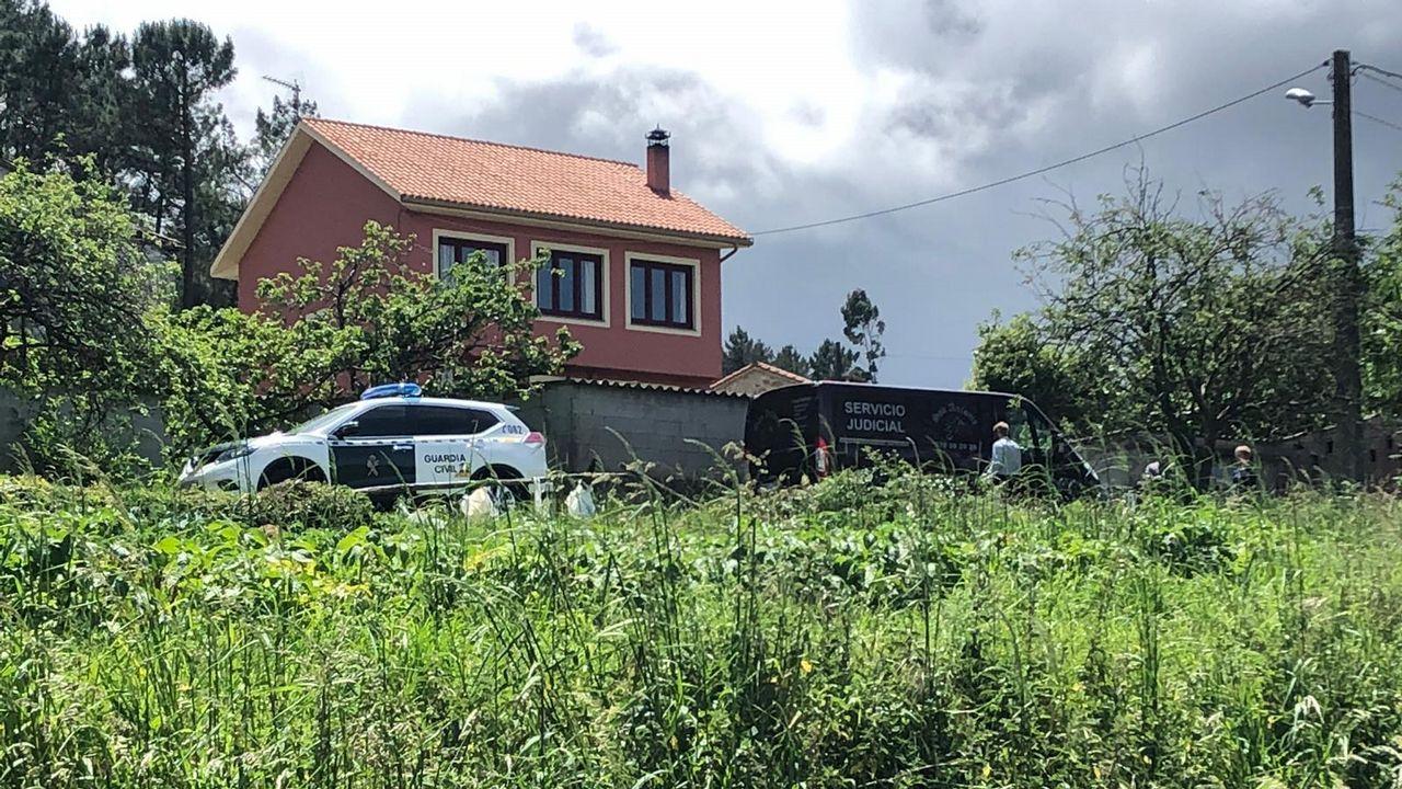 Un hombre mata en Cabana a su cuñado de 83 años con una barra de hierro para defender a su hermana