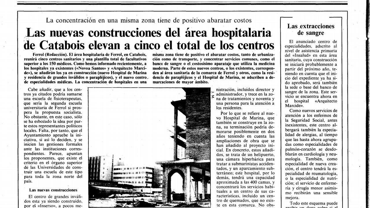 Nueve imágenes de los restos del Circo Arlequín en el antiguo cuartel.María Dolores de Cospedal y Wenceslao López en la reunión sobre los terrenos de La Vega
