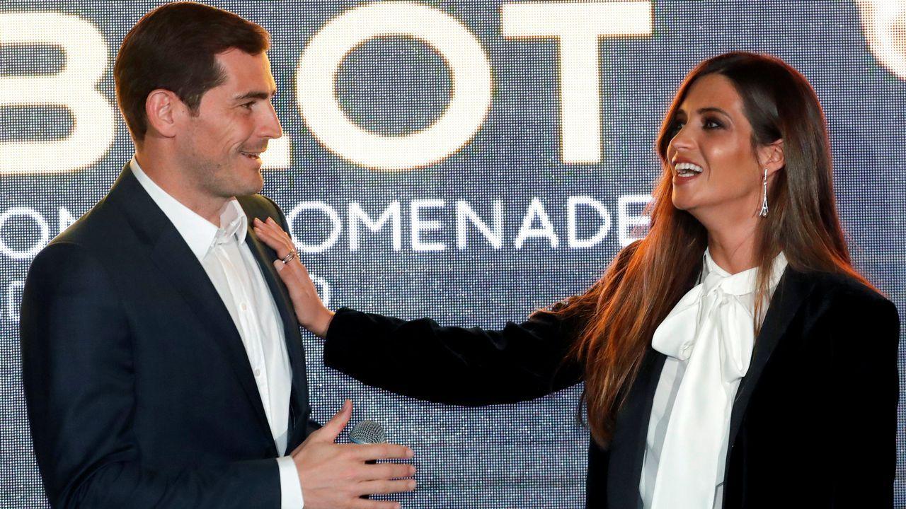 Sara Carbonero e Iker Casillas sufren una triste pérdida.Andrés Iniesta