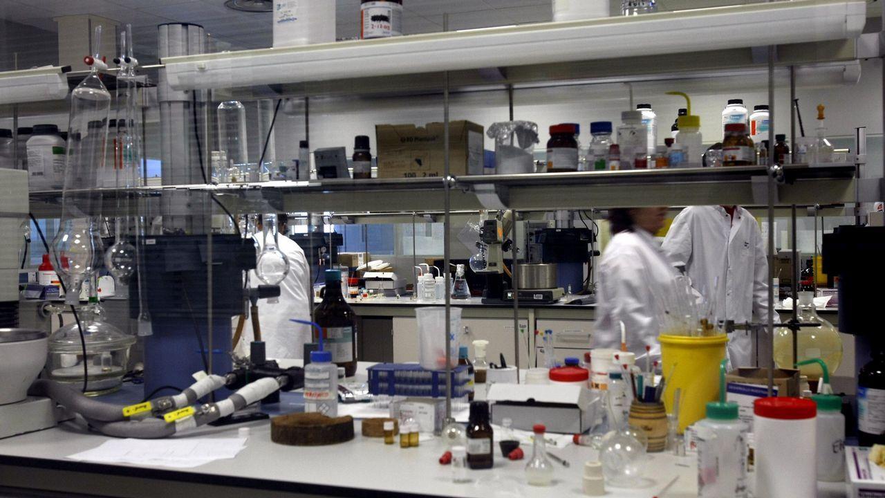 Laboratorios de Pharmamar en Colmenar Viejo