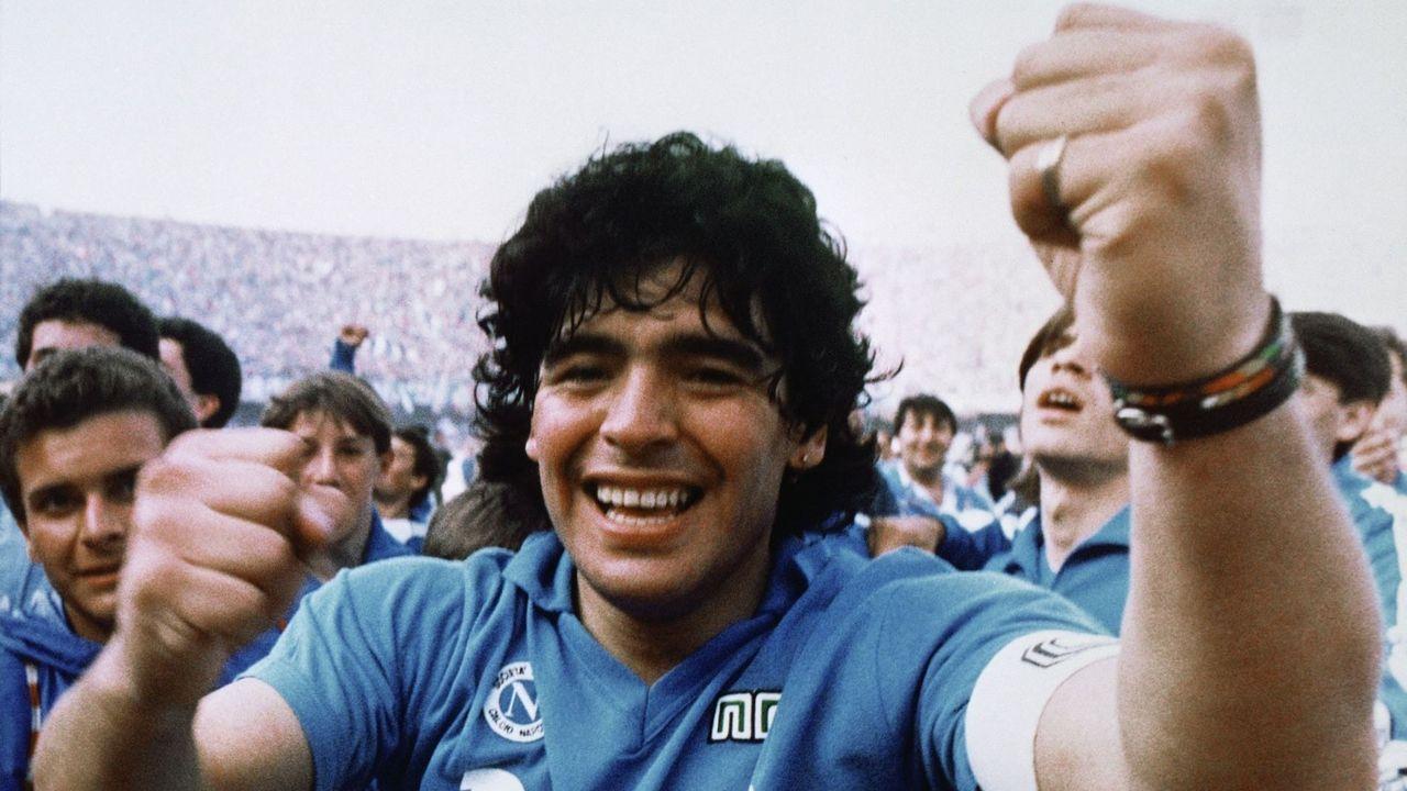 El mundo del fútbol llora la muerte de Maradona