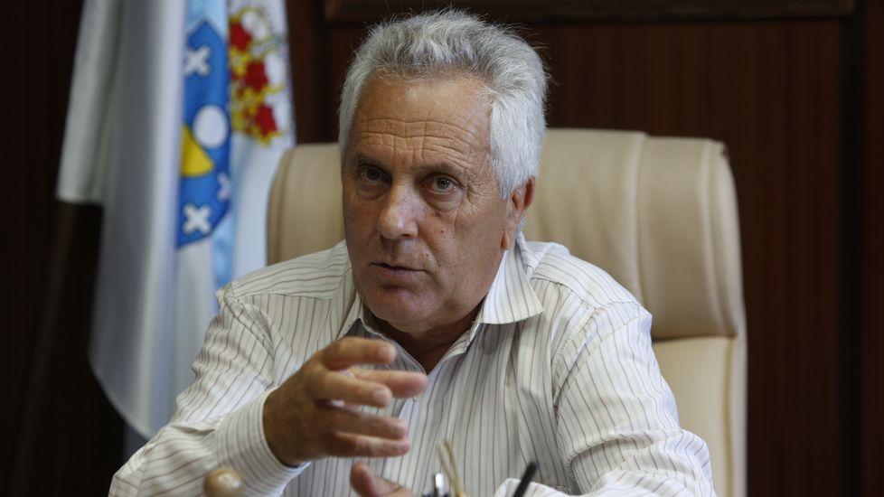 César Mosquera participará en el viaje a Milán.