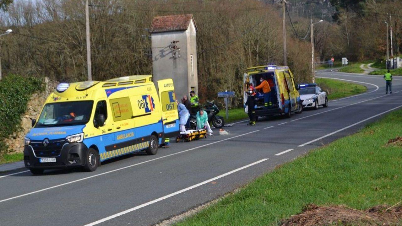 Seis detenidos en una operación contra una banda de robos en Ourense.Concentración del 8M en O Barco de Valdeorras