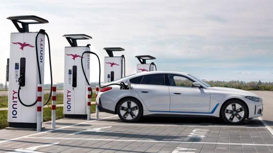 BMW presenta su nuevo modelo eléctrico
