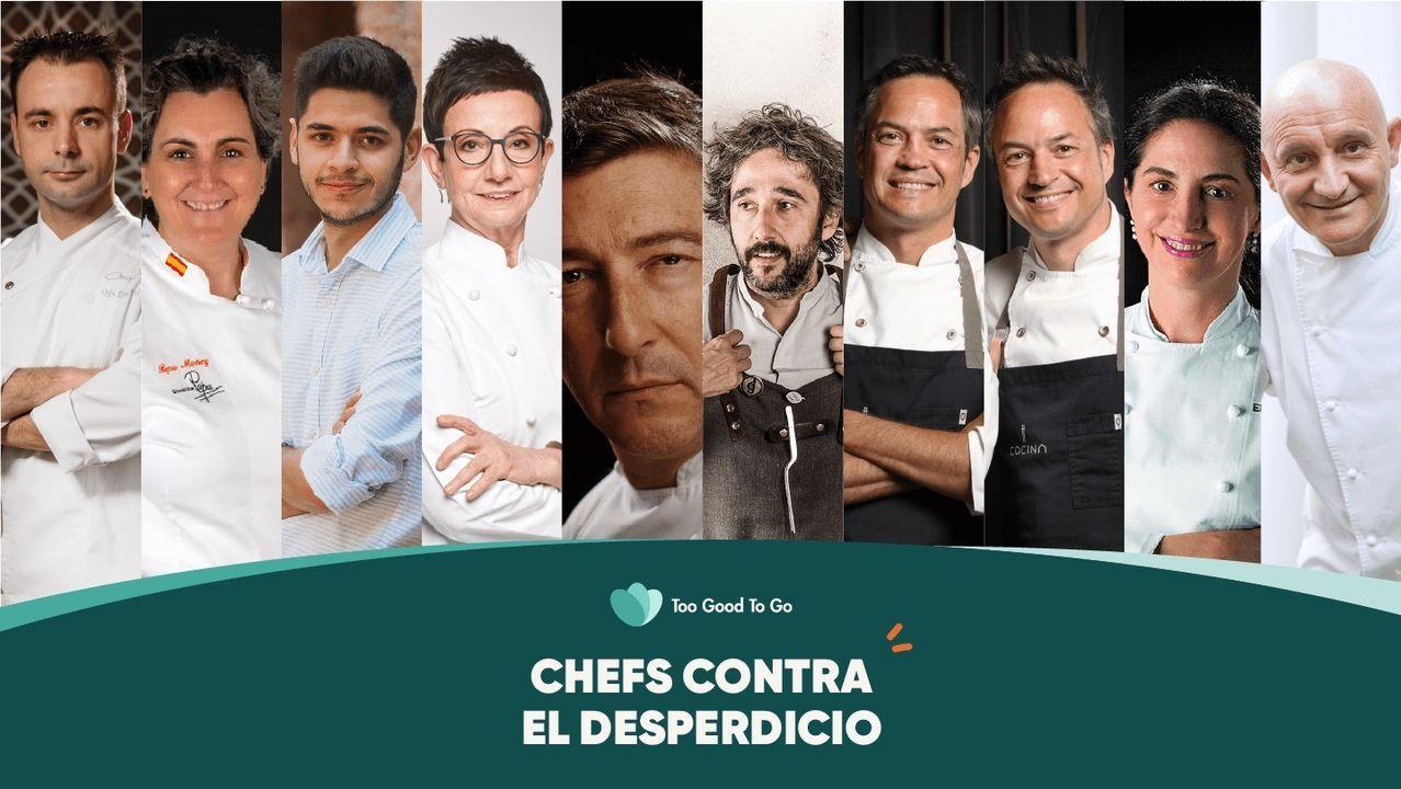 Trailer del documental de Fernando Alonso.Varios chefs abogan en una campaña lanzada en junio por To Good to Go por frenar el desperdicio alimentario