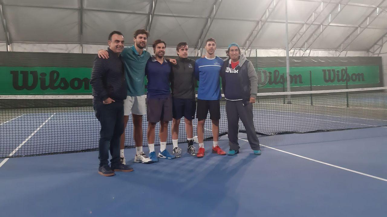 Resumen de la Copa Davis.El tenista asturiano Pablo Carreño