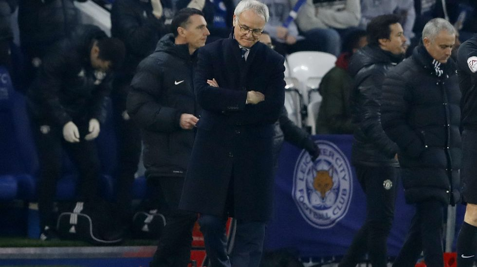 Ranieri: «Pelearemos hasta el final»