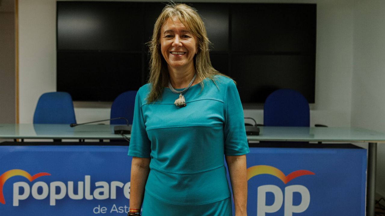 Paloma Gázquez cuenta su recuperación en un vídeo casero.Paloma Gázquez