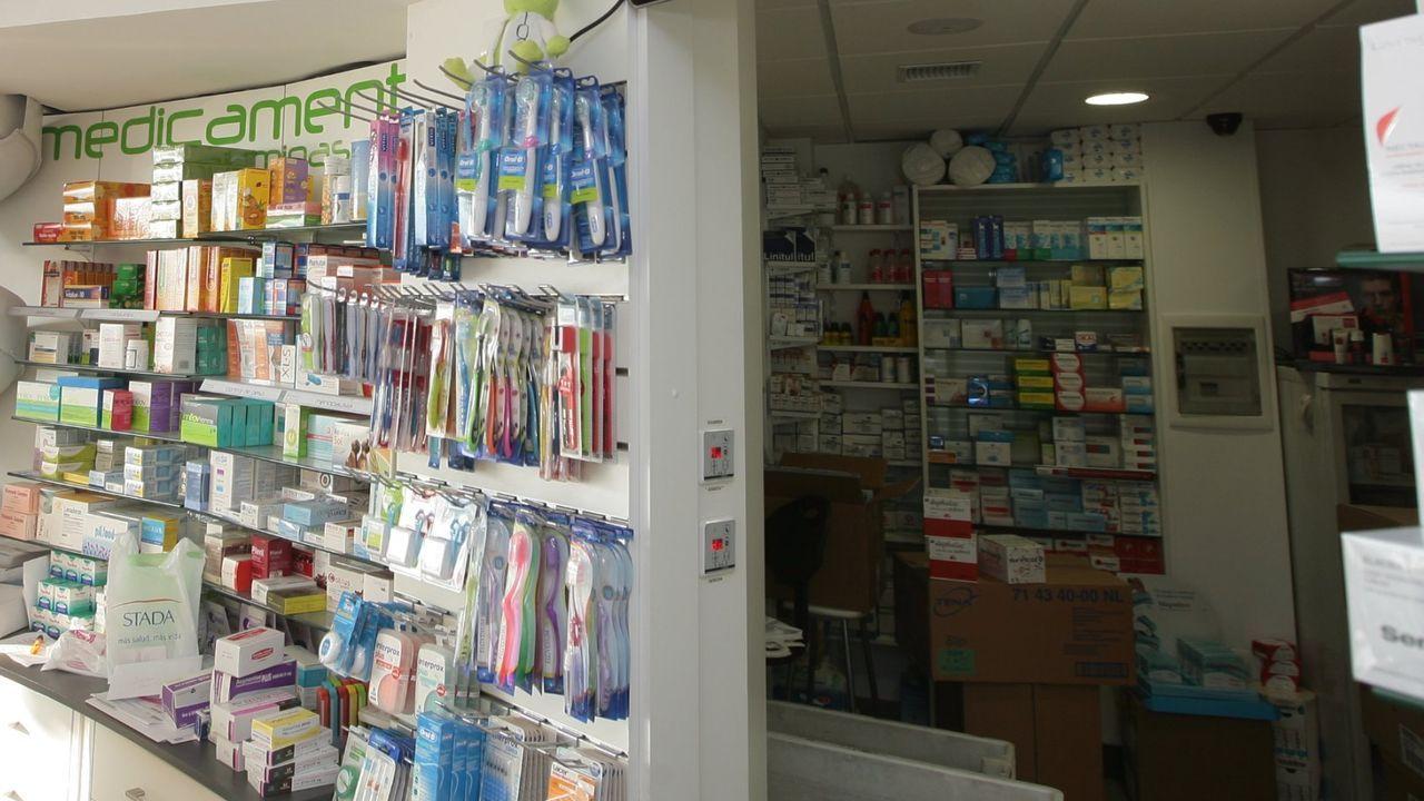 gripe.Centro de salud del Castrillón-Monte das Moas
