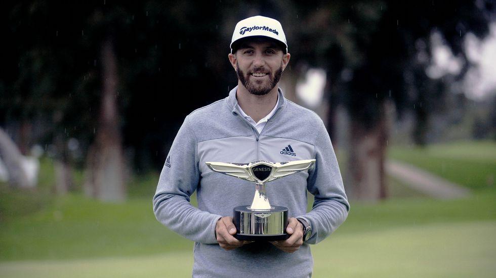 Sergio García, leyenda del golf español tras conquistar el Masters de Augusta.El Aeropuerto de Asturias