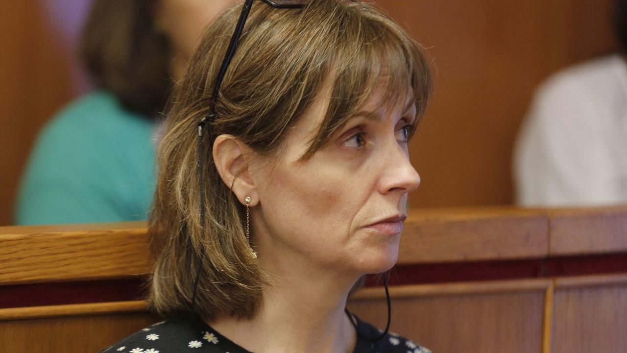 Mariá José Santos. Concejala de Ensino e Xuventude. 26.269 euros