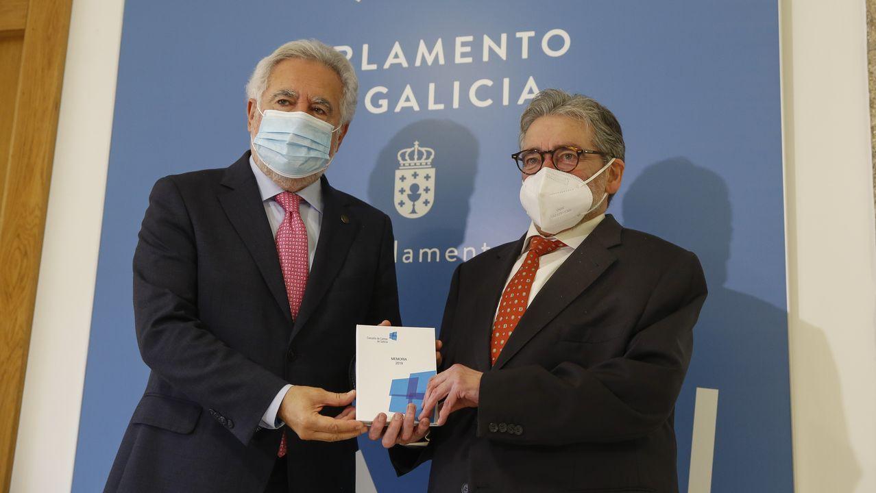 No corazón do Arquivo de Galicia