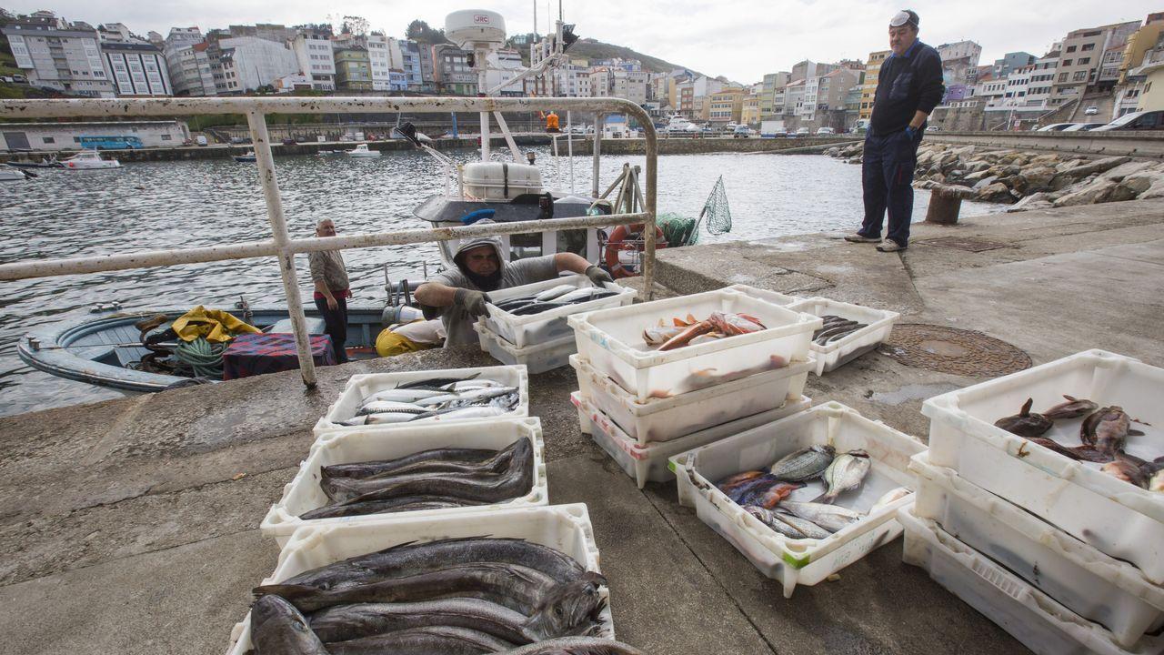 Entrevista a Virginijus Sinkevicius, comisario de Medio Ambiente, Océanos y Pesca de la Comisión Europea.Menores en un campamento temporal a la puertas del campo de refugiados de Moria, en la isla de Lesbos