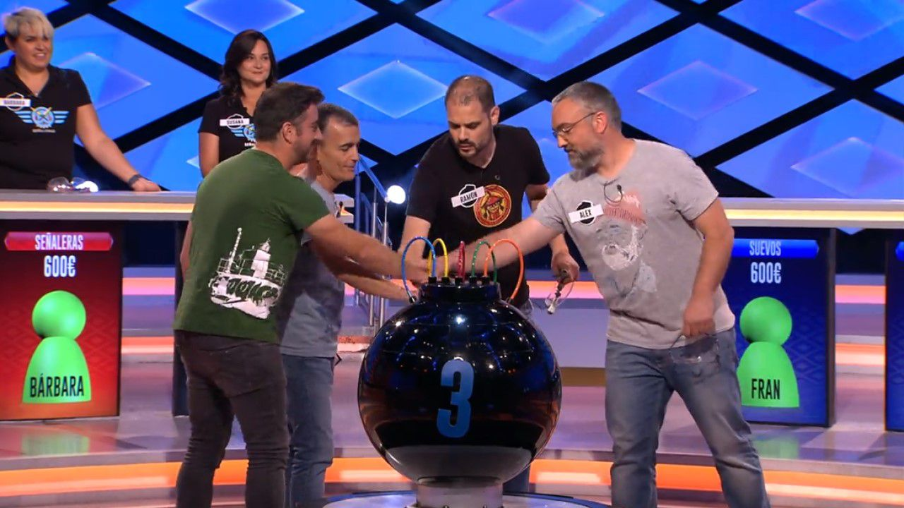 El grito feminista de «Los Suevos» en «Boom».Antena 3