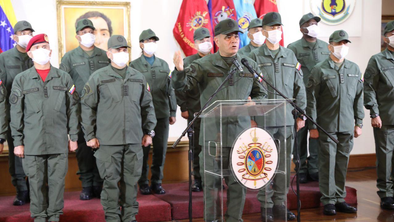 La Clímax II, detalle a detalle.El ministro de Defensa, Vladimir Padrino, denunció que la inteligencia colombiana contactó 538 militares venezolanos para sabotajes