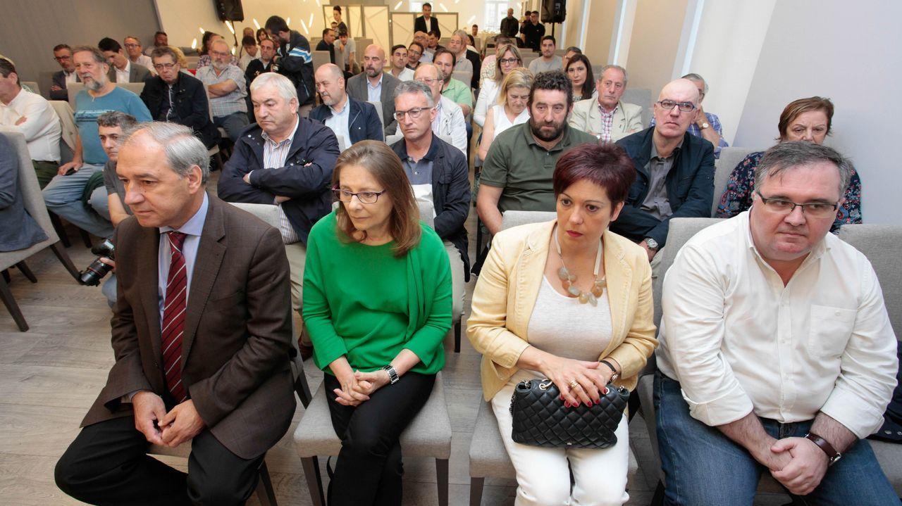 Balseiro se reunió ayer con la subdelegada del Gobierno