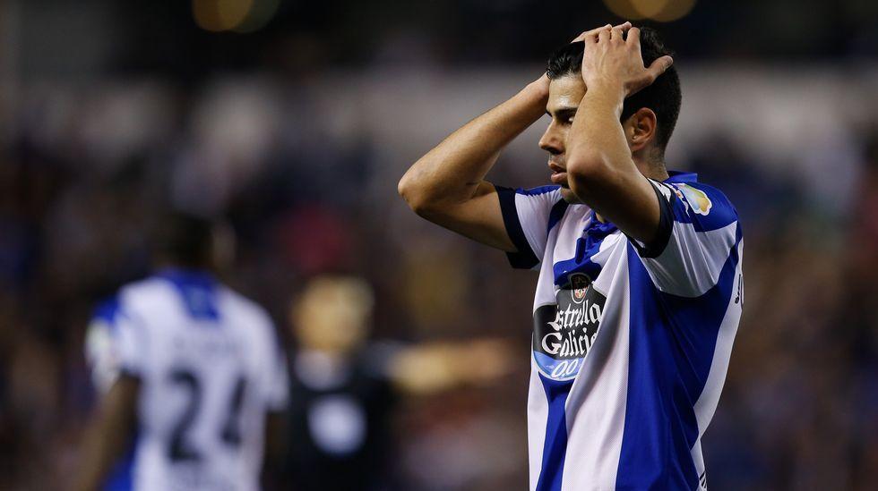 Las mejores imágenes del Deportivo - Granada