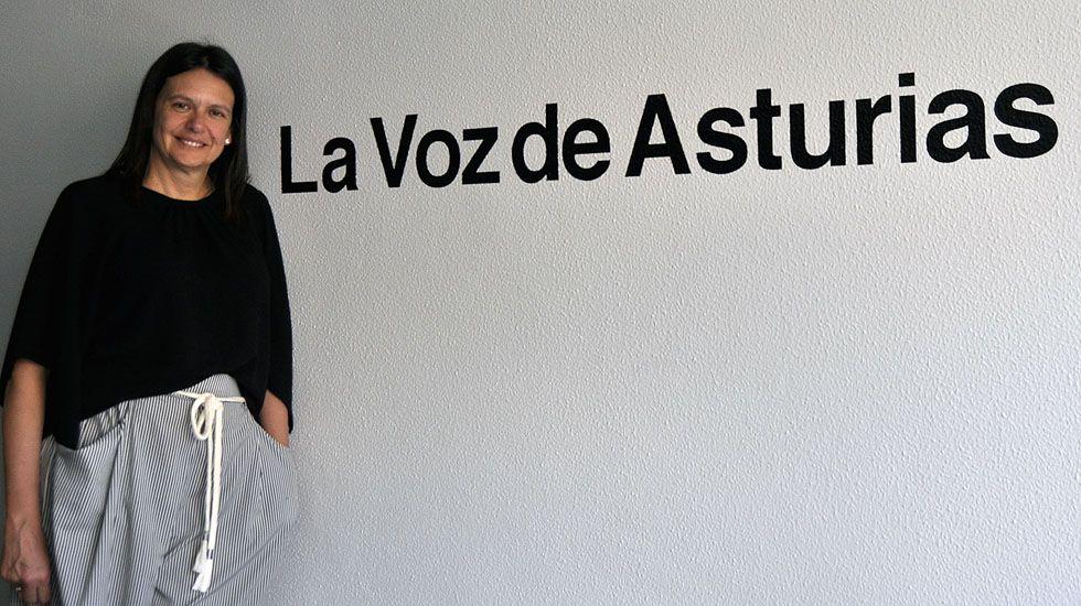 Lluvia en Oviedo.Susana López Ares