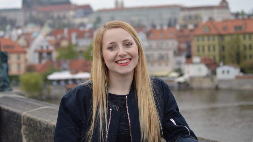 Paula Alonso aconseja a quienes quieran estudiar en Europa que se informen bien para no llevarse sorpresas