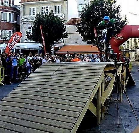 Los participantes tuvieron que superar todo tipo de obstáculos.