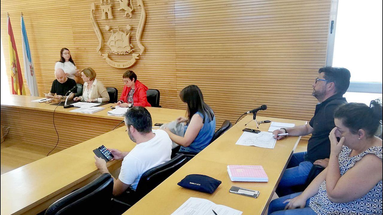 Pedro Sánchez, durante el pleno en el Congreso en el que rechazó la oferta de Pablo Iglesias de sentarse los dos a negociar para la formacion de un Gobierno