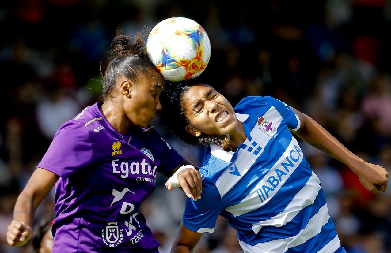 El Deportivo femenino brilla con luz propia